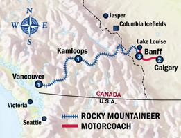 Calgary-stampede-train-eastbound